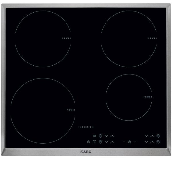 Встраиваемая индукционная панель AEG HK563420XB