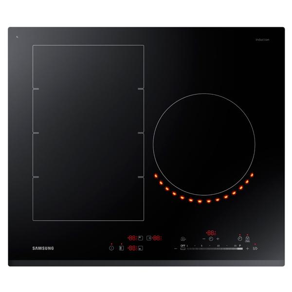 Встраиваемая индукционная панель Samsung NZ63K7777BK
