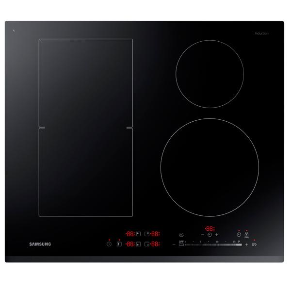 Встраиваемая индукционная панель Samsung NZ64K5747BK