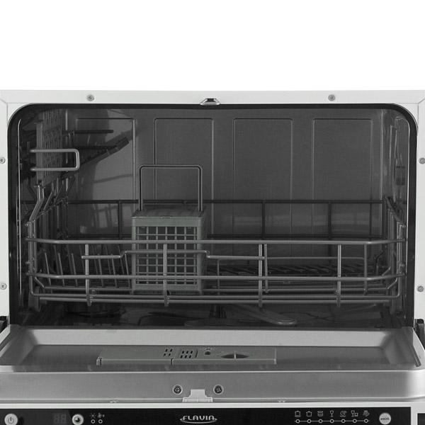 Встраиваемая компактная посудомоечная машина Flavia CI 55 Havana
