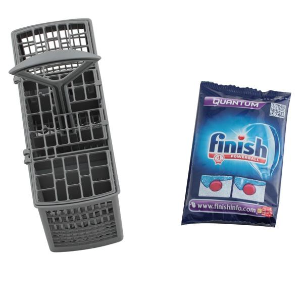 Встраиваемая компактная посудомоечная машина Bosch ActiveWater Smart SCE52M55RU