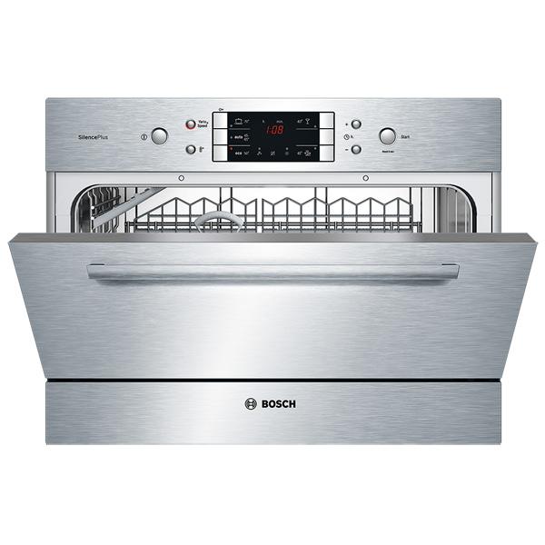 Встраиваемая компактная посудомоечная машина Bosch ActiveWater Smart SKE52M55RU