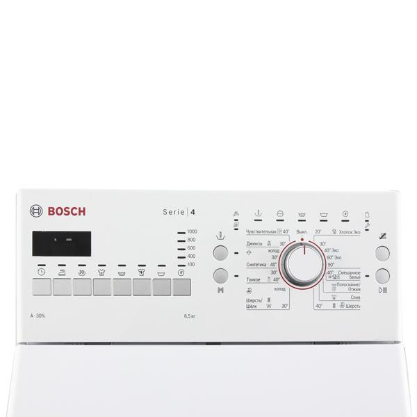 Стиральная машина с вертикальной загрузкой Bosch WOT20255OE