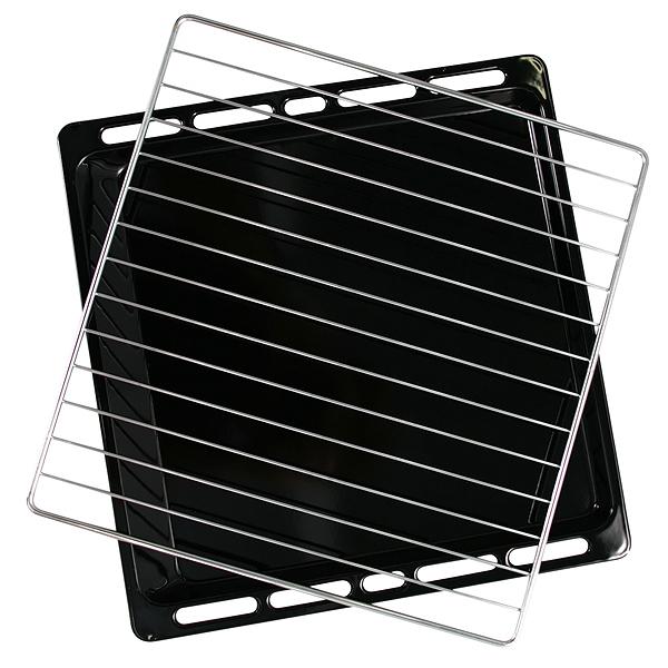 Газовая плита (50-55 см) Indesit MVK B G1(W) RF