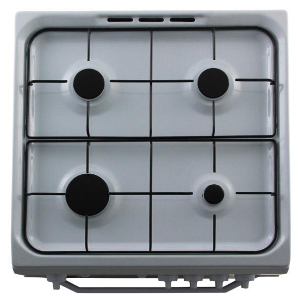 Газовая плита (60 см) Indesit MVI6G1(W)/RU