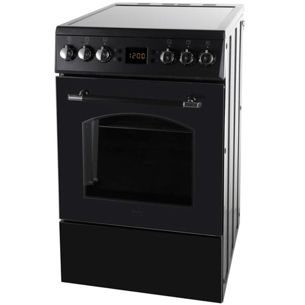 Электрическая плита (50-55 см) Beko CSE 57300 GAR