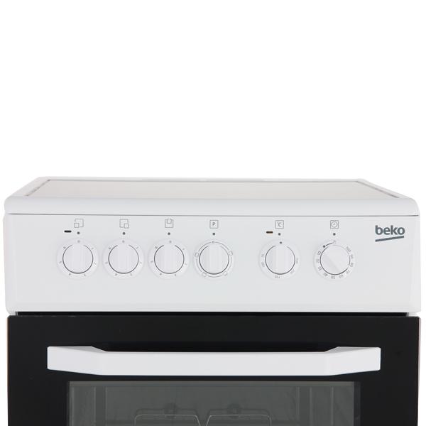 Электрическая плита (50-55 см) Beko CSS 48100 GW