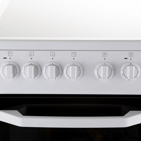 Электрическая плита (50-55 см) Beko CSS 57000 GW