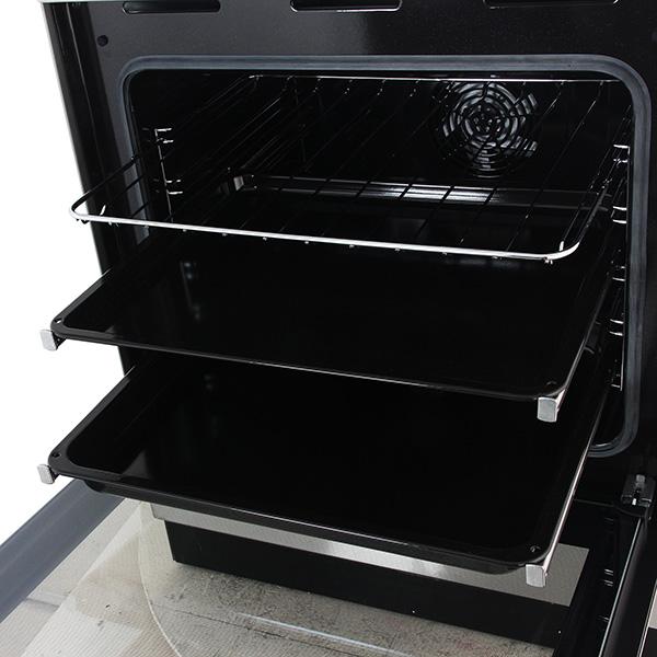 Электрическая плита (60 см) AEG 4705RVS-MN
