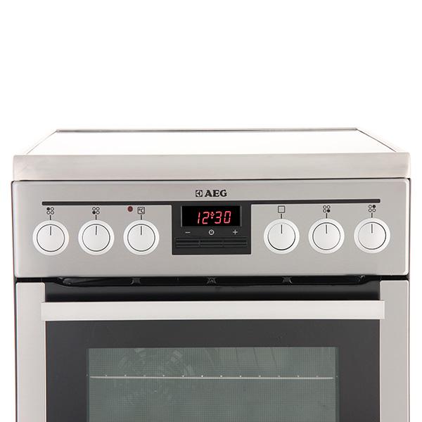 Электрическая плита (50-55 см) AEG 47755I9-MN