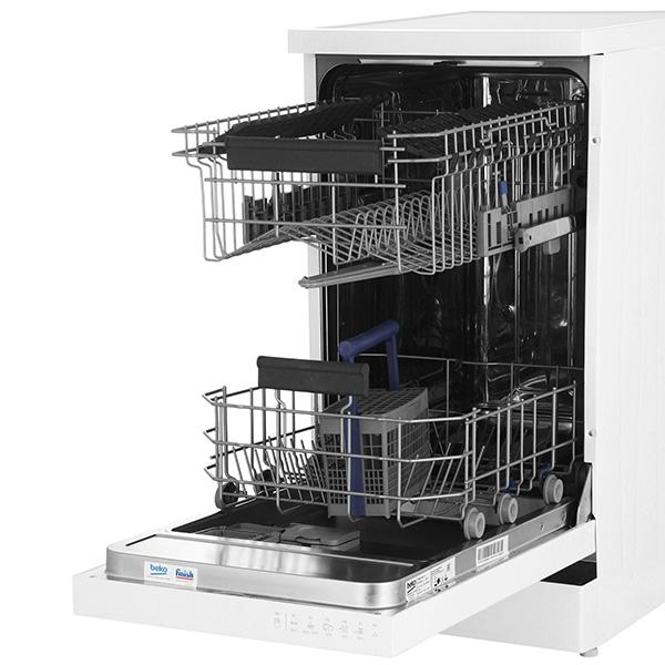 Посудомоечная машина (45 см) Beko DFS 26010 W