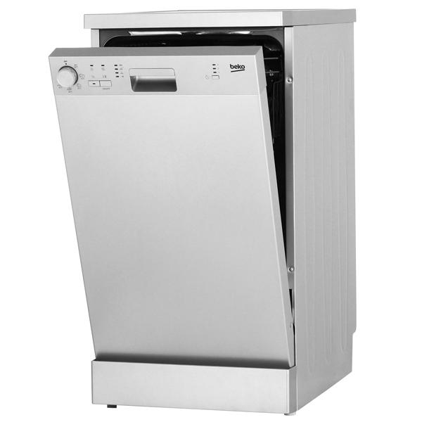 Посудомоечная машина (45 см) Beko DFS 05010 S