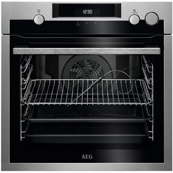 Встраиваемый электрический духовой шкаф AEG BSE576321M