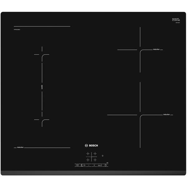 Встраиваемая индукционная панель независимая Bosch Serie | 4 PWP631BB1E