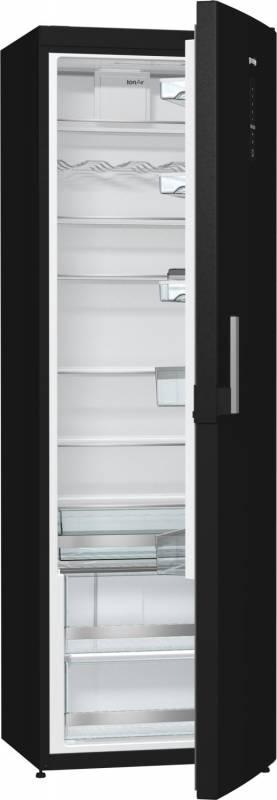 Холодильник Gorenje R6192LB черный (однокамерный)