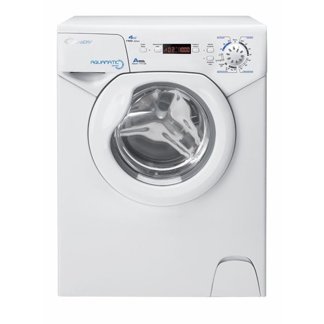 Стиральная машина Candy Aqua 114D2-07 класс: A+ загр.фронтальная макс.:4кг белый