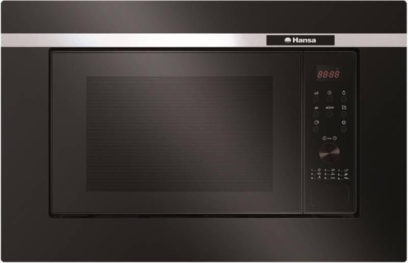 Микроволновая печь Hansa AMG20BFH 20л. 700Вт черный (встраиваемая)