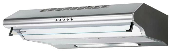 Вытяжка козырьковая Jet Air Sunny 60 1M WH белый управление: кнопочное (1 мотор)