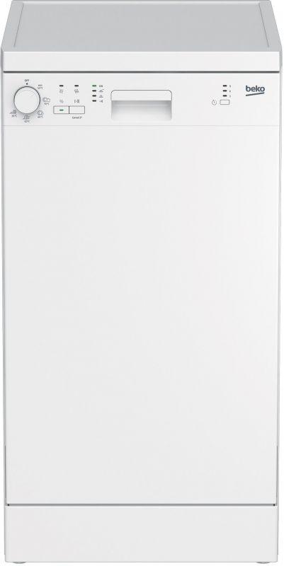 Посудомоечная машина Beko DFS05012W белый (узкая)