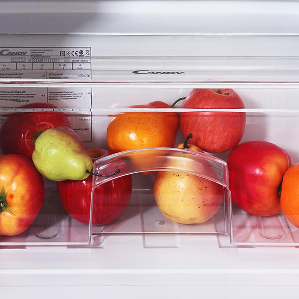 Холодильник однодверный Candy CCTOS542WHRU