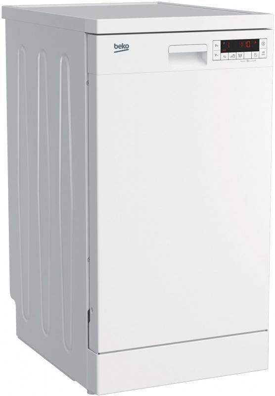 Посудомоечная машина Beko DFS25W11W белый (узкая)