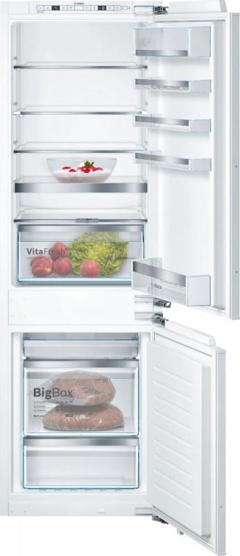 Холодильник Bosch KIN86HD20R белый (двухкамерный)
