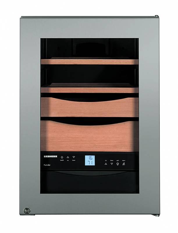 Холодильник Liebherr 453 Humi серебристый (однокамерный)