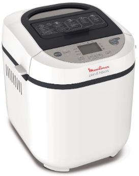 Хлебопечь Moulinex OW250132 650Вт белый