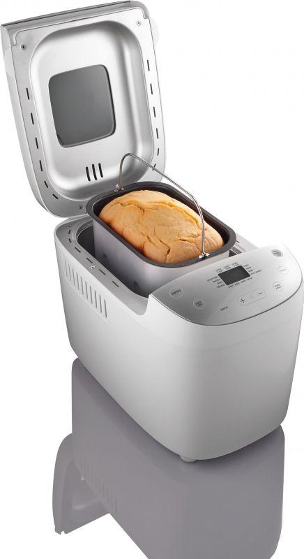 Хлебопечь Gorenje BM1600WG 850Вт белый/серебристый
