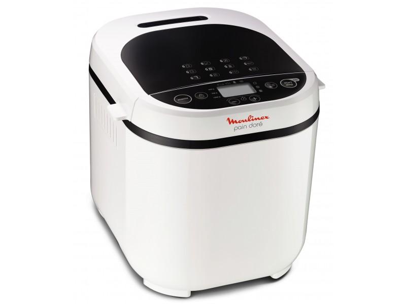 Хлебопечь Moulinex OW210 650Вт белый