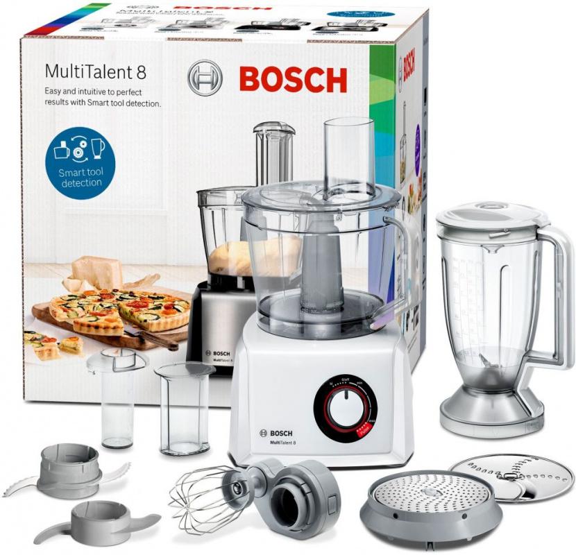 Кухонный комбайн Bosch MC812W501 1000Вт белый