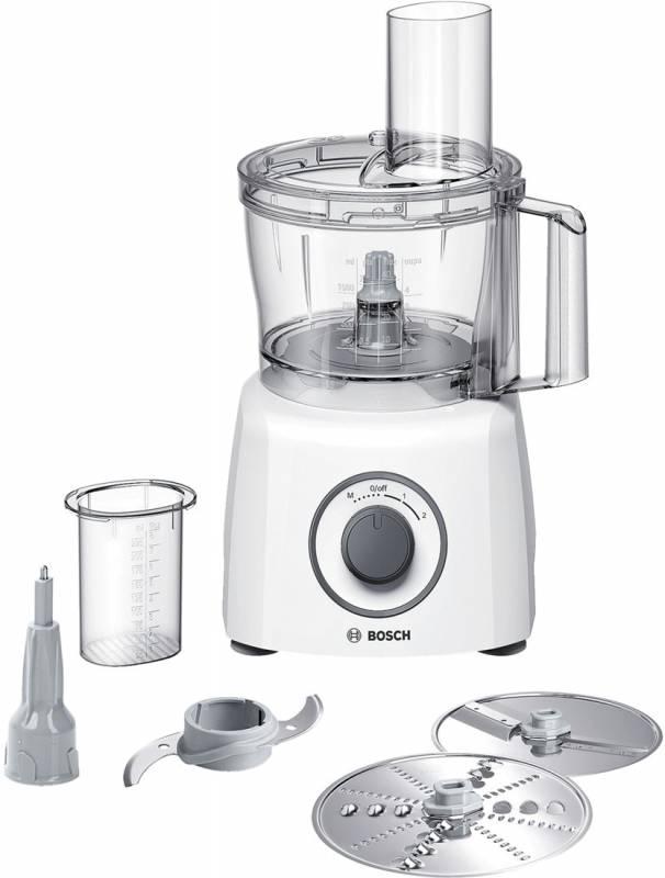 Кухонный комбайн Bosch MCM3110W 800Вт белый