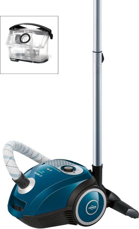Пылесос Bosch BGL252000 2000Вт бирюзовый