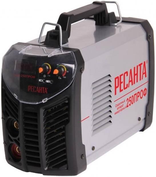 Сварочный аппарат Ресанта САИ 250ПРОФ инвертор ММА DC