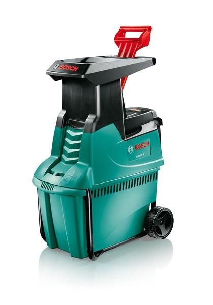 Садовый измельчитель Bosch AXT 25 D 2500Вт 40об/мин