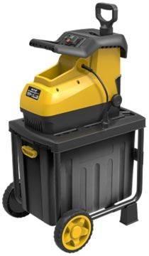 Садовый измельчитель Huter ESH-2800PRO 2800Вт 4600об/мин