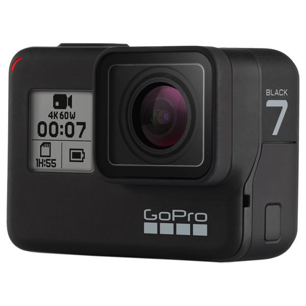 Видеокамера экшн GoPro HERO 7 Black Edition (CHDHX-701)