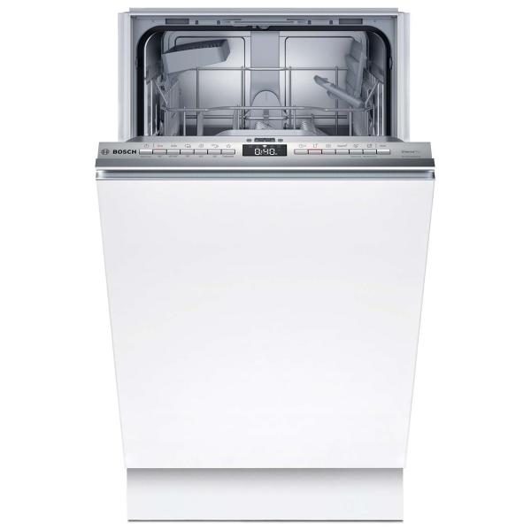 Встраиваемая посудомоечная машина 45 см Bosch Serie | 4 SPV4HKX3DR