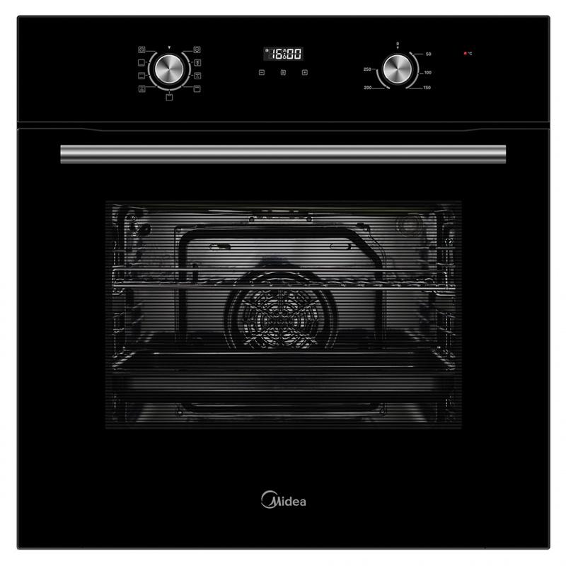 Духовой шкаф Электрический Midea MO68100GB черный
