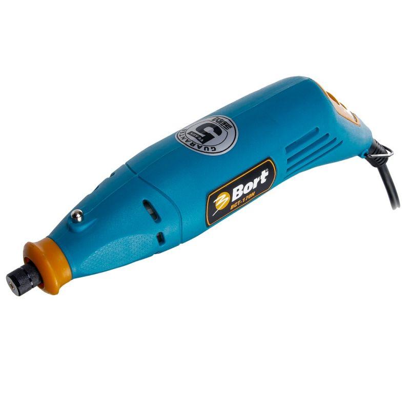 Гравер Bort BCT-170N 170Вт насадок:60 кейс