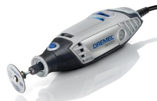 Гравер Dremel 3000-15 130Вт насадок:15 кейс