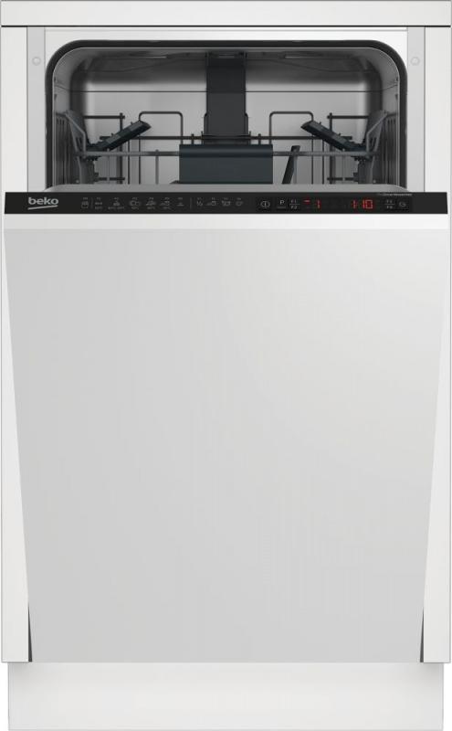 Посудомоечная машина Beko DIS26021 2100Вт узкая