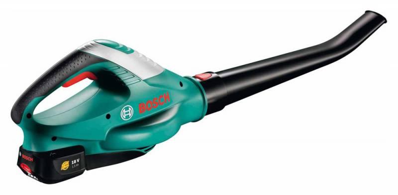 Воздуходувка Bosch ALB 18 LI пит.:от аккум. зеленый