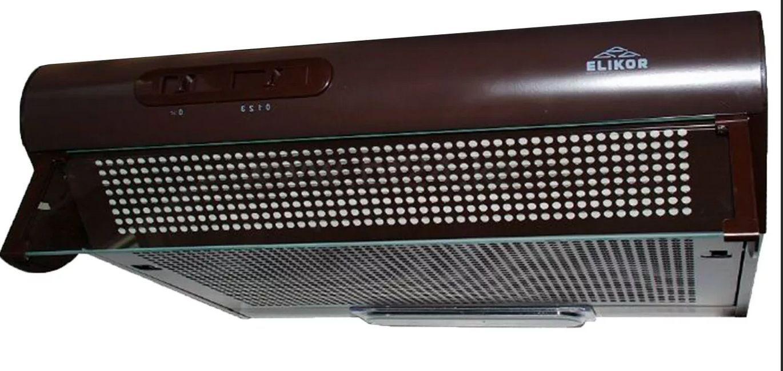 Вытяжка  ELIKOR DAVOLINE 50П-290-ПЗЛ коричневый