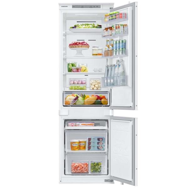 Встраиваемый холодильник комби Samsung BRB266000WW