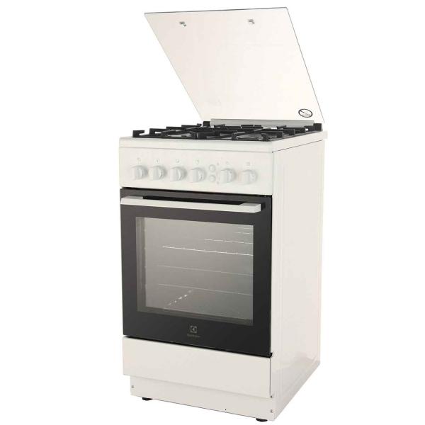 Газовая плита (50-55 см) Electrolux RKG500002W