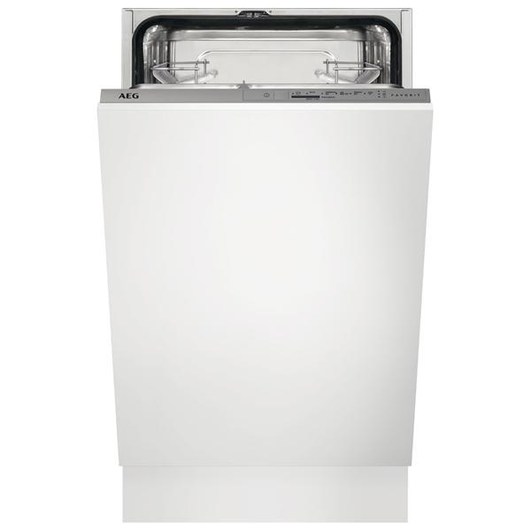 Встраиваемая посудомоечная машина 45 см AEG FSM31400Z
