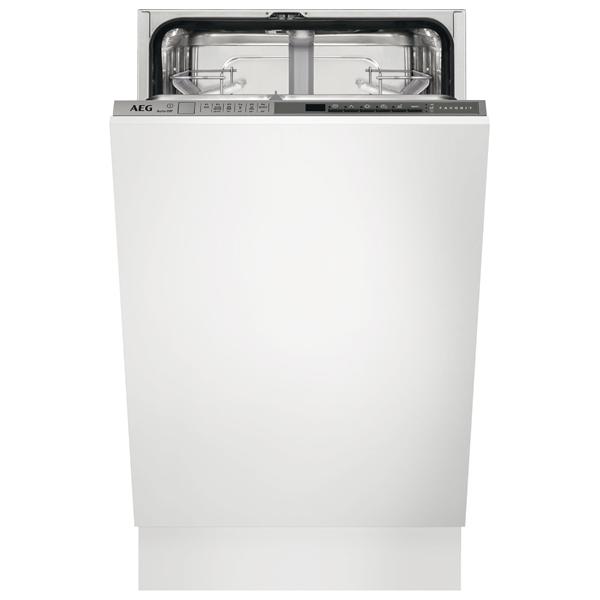 Встраиваемая посудомоечная машина 45 см AEG FSR62400P